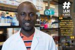 Kwaku Tawiah #IAmScience