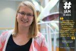 Megan Sheridan #IAmScience