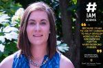 Shannon King #IAmScience