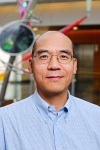Shan-Lu Liu, Bond Life Sciences scientists and associate professor in the MU School of Medicine department of molecular microbiology and immunology.
