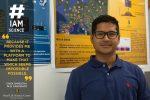 Vivek Shrestha #IAmScience