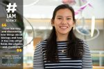 #IAmScience Rachel Martin